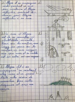 Ecrire Son Texte En Point De Croix - Exemple de Texte